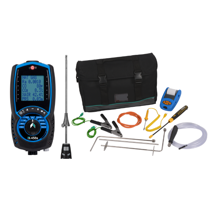Flue Gas Analysers & Kits
