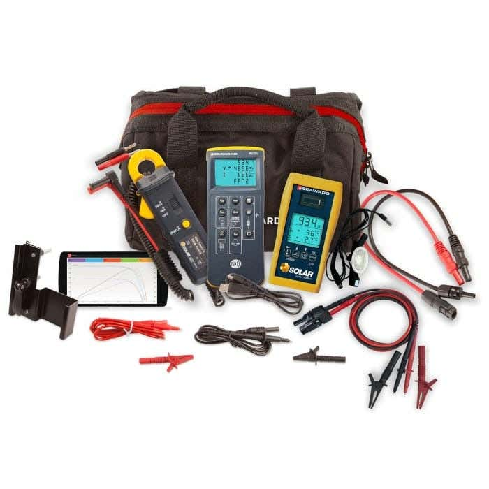 Solar PV Test Equipment Hire