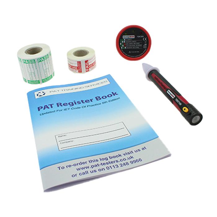 Socket Tester & Volt Stick PAT Bundle