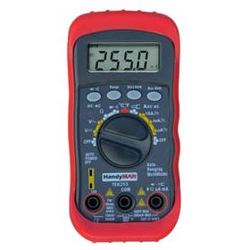 HandyMAN TEK255 Pocket Size Digital Multimeter