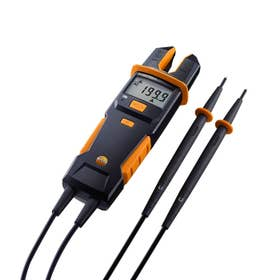 Testo 755-1 Current and Voltage Tester