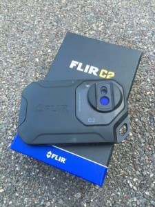 flir c2 out of the box