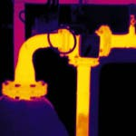Using Thermal Imaging to Trace Pipes and Locate Water Leaks