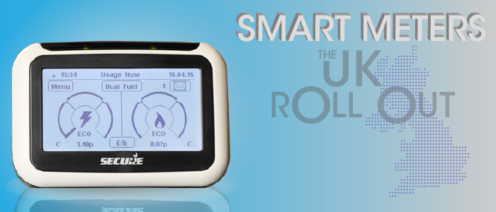 Smart Meters: UK Rollout