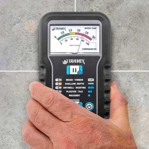 Tramex ME5 Moisture Encounter Meter