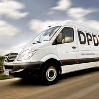 Free deliveries and collections using DPD