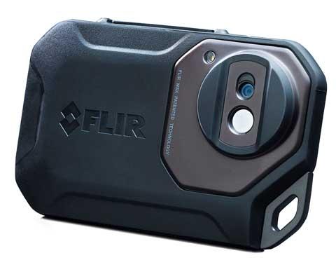 FLIR C3 Back