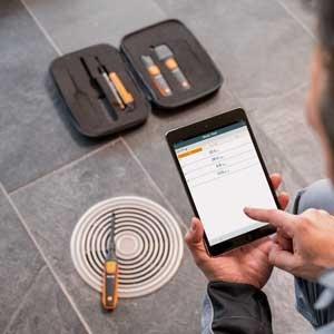 Testo Smart Probes VAC Set