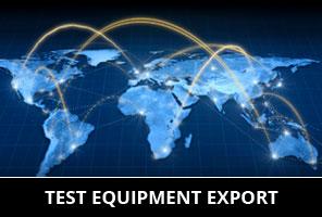 Test Equipment Export
